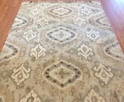 safavieh ikat ivory blue area rug dark