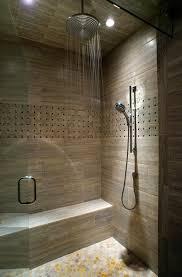 Shining Walk In Shower Tile Designs 40 Design Ideas Pictures Remodeling Best
