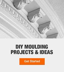 moulding millwork the home depot