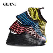 2019 <b>QEJEVI</b> Cheap <b>Water Shoes</b> Women Men Aqua Barefoot ...