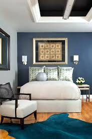 dark decorating master bedroom decoration blue accent wall purple ideas gray with