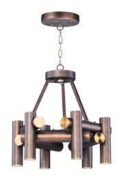 tubular led tubular 7 light led pendant