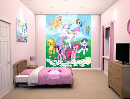 Delightful Mlp Bedroom Full Size Of Little Pony Wallpaper With My Little Pony Led  Canvas Wall Mlp