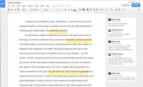 google essay writer ssays for  google doc students and teacher