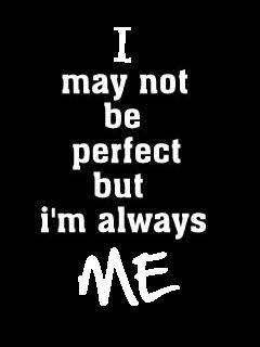 attitude status about myself