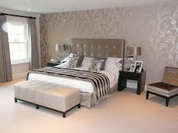 O Fascinating Design Ideas Of Alluring Bedroom Paint And Wallpaper