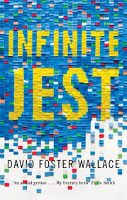 infinite jest cover design by abacus