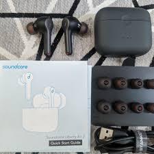 Mã ELMS05 giảm 5% đơn 300k]Tai nghe Bluetooth Anker A3910 Soundcore Liberty Air  2 - Bảo hành toàn quốc 18 tháng - Tai nghe Bluetooth nhét Tai Thương hiệu  ANKER
