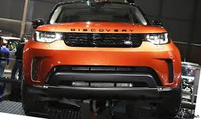 Land Rover Unveils All-New 2018 Discovery » LATEST NEWS » Car-Revs ...