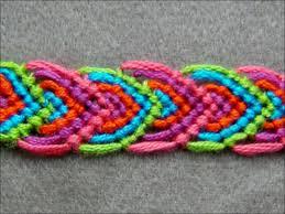 Heart Friendship Bracelet Pattern Best Design