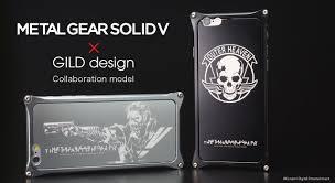 Gild Design Metal Gear Metal Gear Solid V Snake 02 Ver For Iphone6 6s
