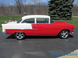 SOLD – 1955 Chevy Bel Air 2 Door Sedan Â« Ross Customs