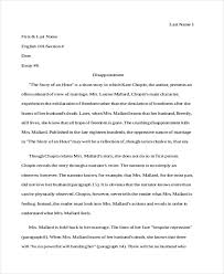 Example Of A Analysis Essay Examples Of An Analysis Essay Magdalene Project Org