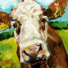 cow paintings best 25 cow painting ideas on cow art cow wall art free