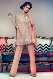 Top Designer Dresses 2018 Latest Pakistani Cape Style Dresses 2019 2020 Top Designer