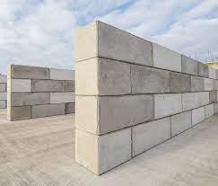 precast concrete wall blocks