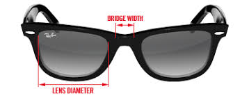 Ray Ban 2132 Sizes Charts What Ray Ban Size Am I Sunglasses And Style Blog