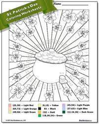 Download and print for free. Multiplication Color By Number
