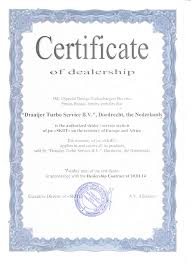Authorized Distributor Certificate Sample Image Gallery Hcpr