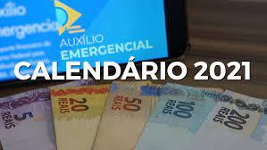 Calendário do Auxílio Emergencial 2021: datas atualizadas de maio