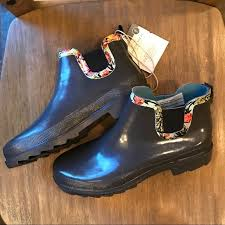 threshold garden ankle boot