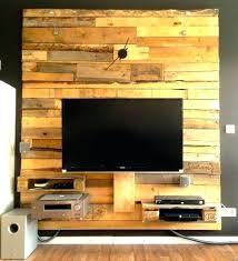 Holzwand Wohnzimmer Halterung Holz Kaufen Selber Machen Ideen