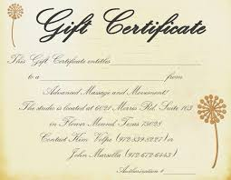 Word Gift Card Template Blank Coupon Voucher Template Free Printable Christmas Gift