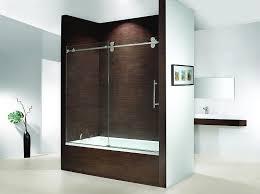 fleurco ktw060 kinetik hardware systems sliding glass bath tub door