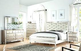 Bed With Mirror Headboard Bedroom Set With Mirror Headboard Mirror ...