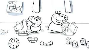 Free Peppa Pig Coloring Pages Lovely Peppa Pig Coloring Pages Pdf