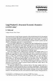 writing an economics paper writing an economics paper