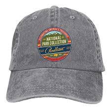 Vintage Pendleton Size Chart Pendleton National Park Adult Washed Retro Denim Hats