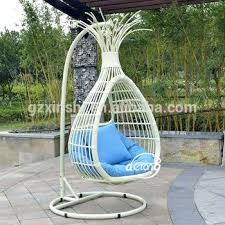 outdoor egg chair resort outdoor furniture patio garden swing hammocks chair hanging egg chair outdoor egg