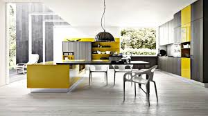 Elegant Modern Kitchen Design Elegant Modern Kitchen Design Simple And Airy Interiors 2018