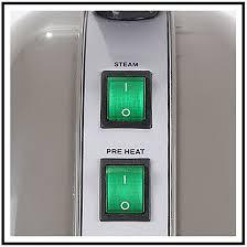 Bàn ủi hơi nước đứng công nghiệp SR-5000 Silver Star - Hàng chính hãng - Bàn  ủi hơi nước đứng