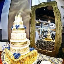 Disney Castle Wedding Cake Topper Wedding Cake Beasts Castle