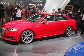 new car launches audiAudi India to launch over 10 new models in 2016  IAB Report