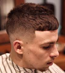 thegentlemanbarbers and super short crop haircut men