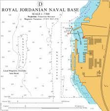 Us Navy Nautical Charts D Royal Jordanian Naval Base Marine Chart Sa_0801_4