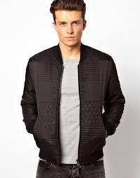 Asos Quilted Bomber Jacket | Where to buy & how to wear & ... Asos Quilted Bomber Jacket ... Adamdwight.com
