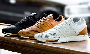 new balance 247 luxe. new balance creates the perfect 24/7 companion with 247 luxe model   highsnobiety w
