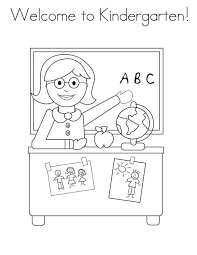 school welcome to kindergarten on first day of school coloring page welcome to kindergarten coloring page number names worksheets kindergarten color sheets ~ free on first day of kindergarten worksheets