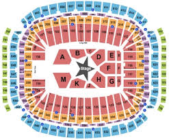 Nrg Rodeo Seating Chart 58 Proper Houston Rodeo Seats