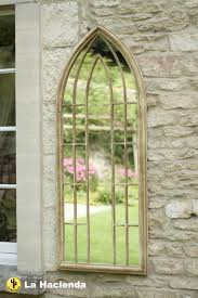 large arched mirror. 5ft X 1ft 11in Stone Effect Large Gothic Style Wall Glass Mirror Arched