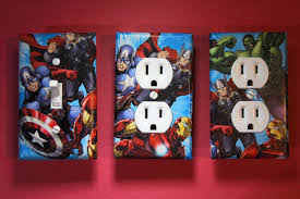 Marvel Bedroom Accessories Superhero Bedroom Decor Creative Decor Ideas Kids Bedrooms Which