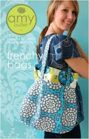 Amy Butler Patterns Mesmerizing Amazon Amy Butler PatternsFrenchy Bag