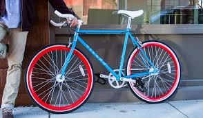 Vilano Edge Fixie Fixedgear Singlespeed Bikes Stuff