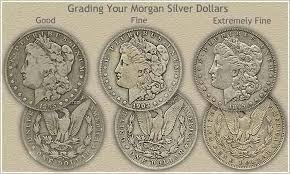 Silver Dollar Chart Rising Morgan Silver Dollar Values