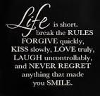 reguli de viata