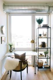 decorating small office space. Various This Dreamy Apartment Has Us Packing Our Bags For Tiny Home Office Modern Decorating Small Space At Work